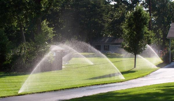 impianti di irrigazione a Milano